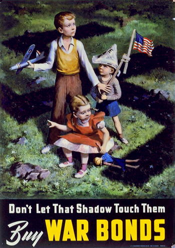 Don't Let That Shadow Touch Them